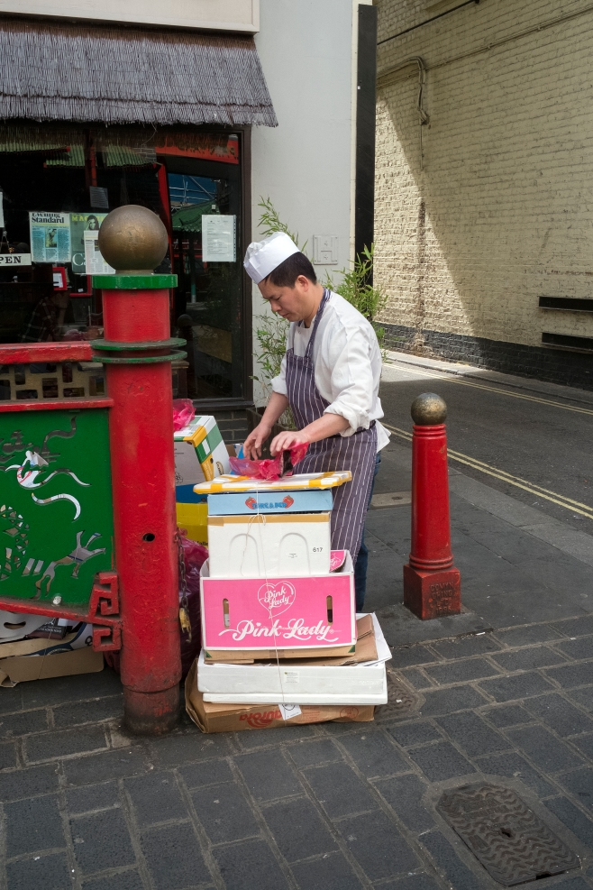 Chinatown, London, 20 May January 2016